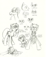 Brony Study 2 by AugustRaes