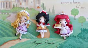 sweet princesses by AngeniaC