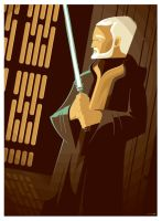 obi-wan kenobi commission by strongstuff