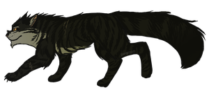 WARRIORS: Tigerstar by diabllllo