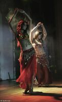 Belly Dancers by personagrata