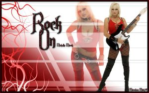 Rock On - Michelle Marsh by MarvelousMark