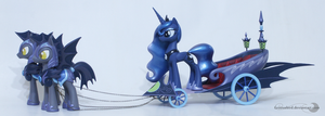 The second carriage by Groovebird