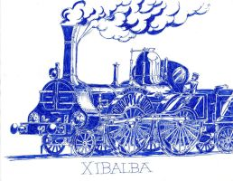 Xibalba by steamby51