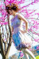 Vintage Blossom by BertLePhoto