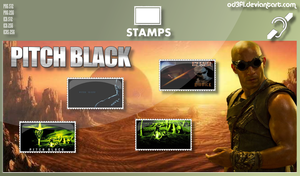 Stamps - 2000 - Pitch Black by od3f1