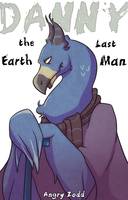 Danny the Last Earth Man Part 3 Cover by AngryZodd
