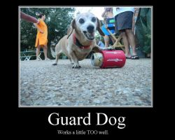 + Guard Dog + by NerinSerene
