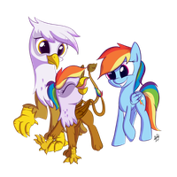 Rainbow Family by Squiby-327 by Q99