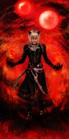 -LAMENTO-The Magician- by Sweet-Kuskus