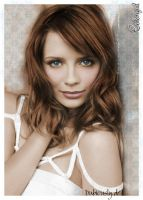 Coloration . Mischa Barton by puzzysche