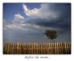 Before the storm by arpagic