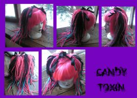 Dread Wig 2 by Candy-Toxin