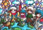 CR-Let's Go To Meganeland by IChiTa--WiYa