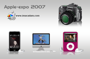 AppleExpo2007 by isb