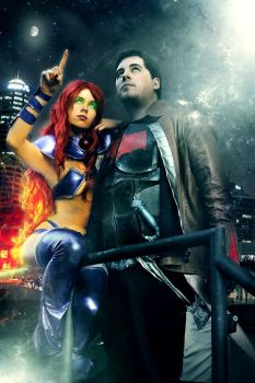 Red Hood And The Outlaws - So far away by FioreSofen
