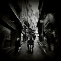 Untitled Street In Istanbul #2 by AlexandruCrisan