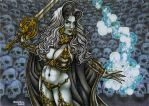 Lady Death Tribute by Bungle0