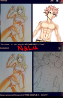 NaLu on Tumblr by Faithwoe
