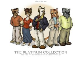 The Platinum Collection by Katmomma