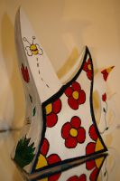 Hippie Vase by tcparry