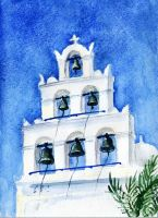 Bell tower by Redilion