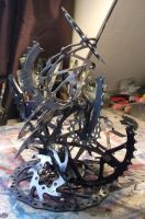 wedding sculpture 1 [first of two] by ultraviolet