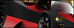 Carbon Zonda Toon-Detail by Catalyst1