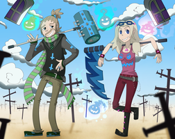 Meisters and Weapons - Soul Eater by ZeTrystan