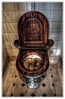 Lord Trainspoting's Throne by Cora-Bokey