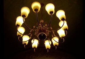 Chandelier by altarindustries
