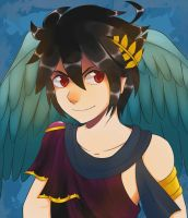[Kid Icarus] Dark Pit by ShintokiAme