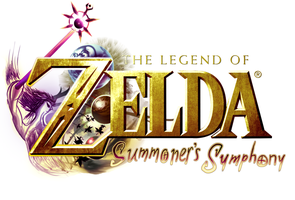 Zelda: Summoner's Symphony by AzureParagon