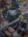 NINJA GAIDEN by HEAVENLYASSASSIN
