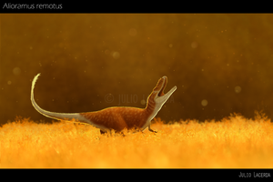 The Flycatcher by Julio-Lacerda