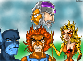 Thunder Cats by Bicabo