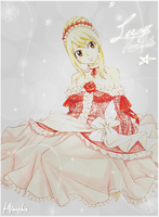 Lucy Heartfilia ~ Hime by Himephix