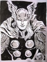 HeroesCon 2011 - Thor by mysteryming