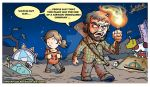 The Last of Us in Nintendoland by JFRteam