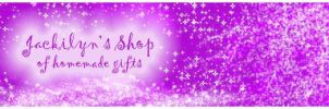 Jewelry Shop Banner by peacetracati