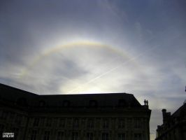 A White Rainbow by AuroraxCore