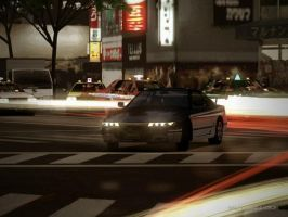 Tokyo Streets GT4 by BlooDaBeast