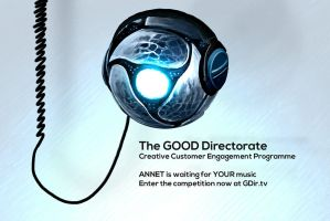 GOOD DIRECTORATE MUSIC CONTEST by alexiuss