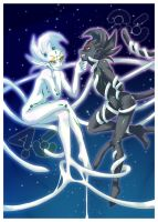 Astral and the King of thieves part 2 by DarkSignerYusei