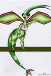Flygon!!! by Loyther