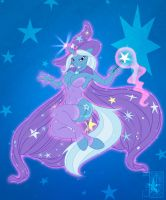 I.   Am.   TRIXIE!!! by tyelleniko