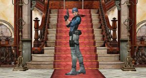 Jill Valentine-BSAA AGENT by blw7920