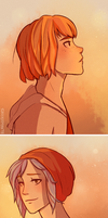 Life is Strange by blargberries