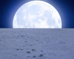 Full Moon Premade Background by CelticStrm-Stock by CelticStrm-Stock