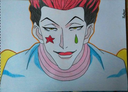 Hisoka The Magician by phkfrost